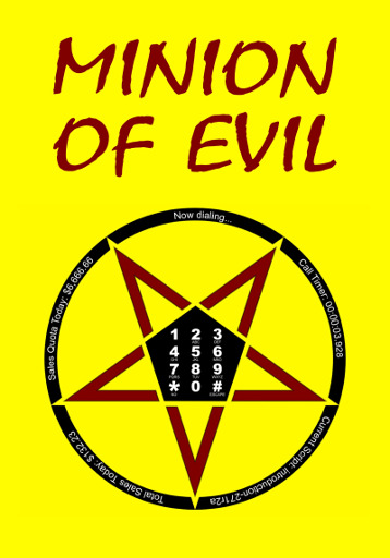 Minion of Evil cover